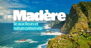 Vacances Madère