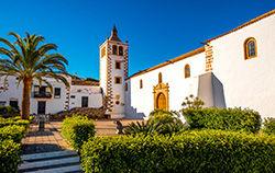 Eglise à Betancuria