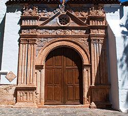 Eglise de Paraja à Fuerteventura