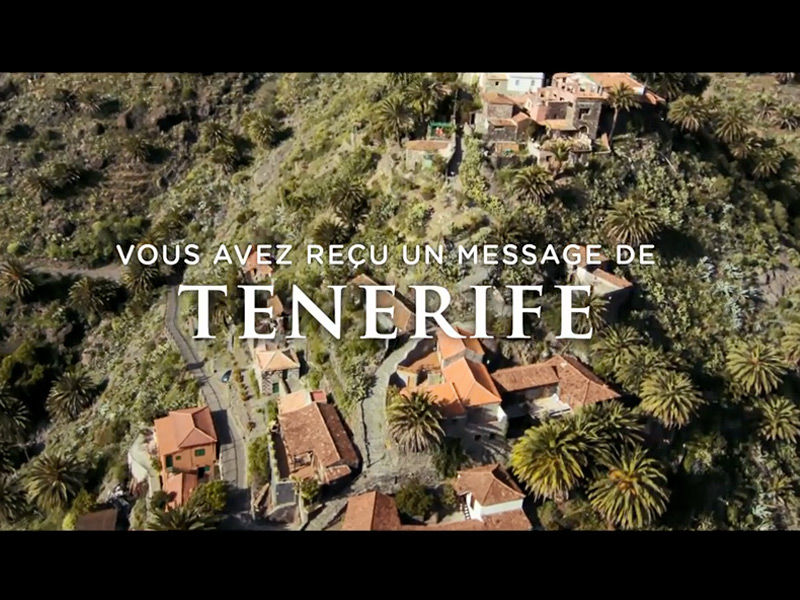 Vidéo de Tenerife