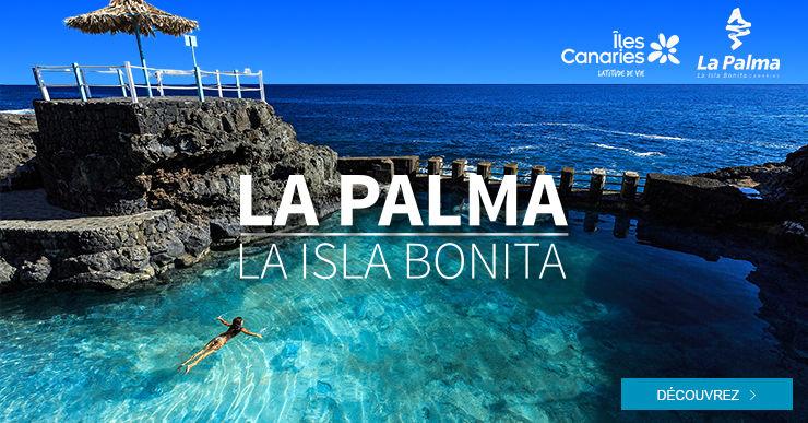 Detendez vous à La Palma