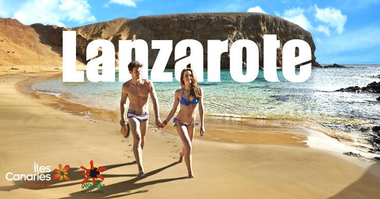 Detendez vous à Lanzarote