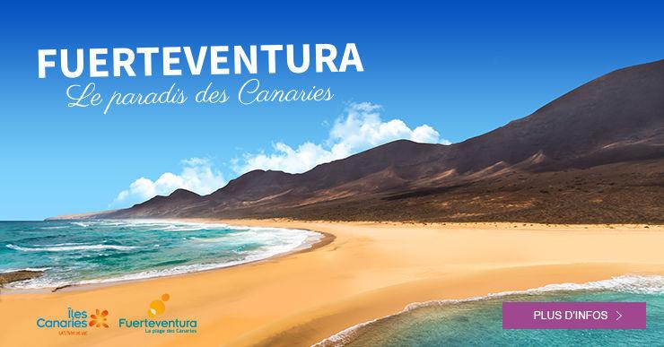 Profitez de notre sélection spéciale Fuerteventura