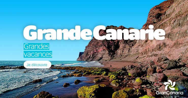 Grande Canarie, Grandes vacances