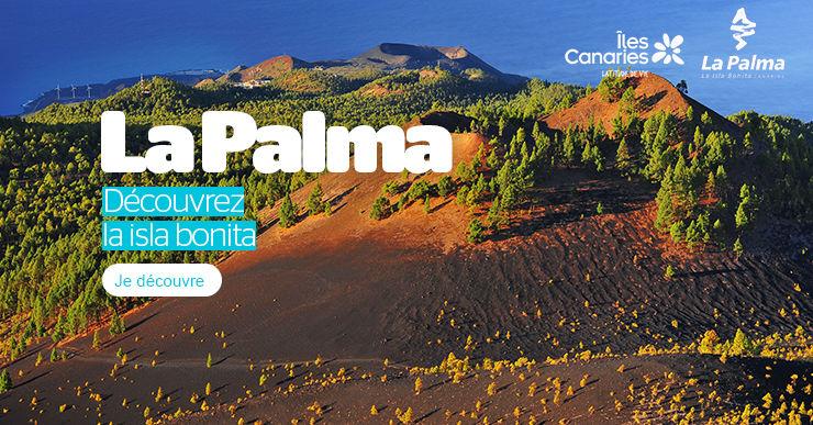 bannière La Palma