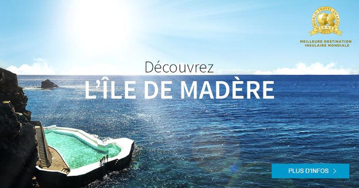 Thalasso et spa : découvrez notre sélection spéciale découverte de Madère
