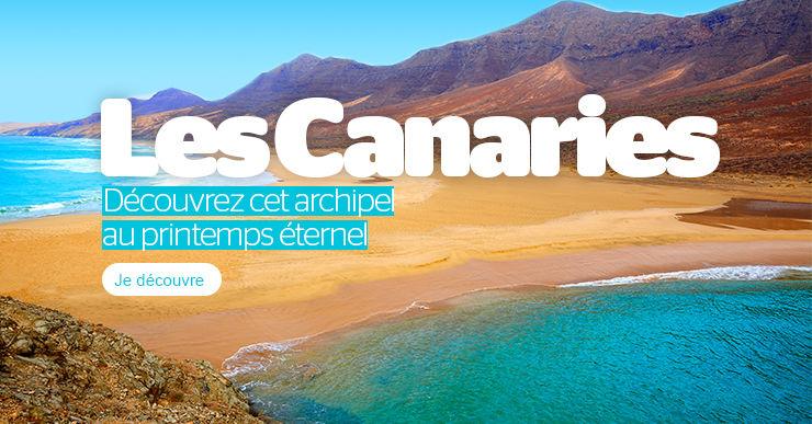 Découvrez les Canaries, archipel au printemps éternel