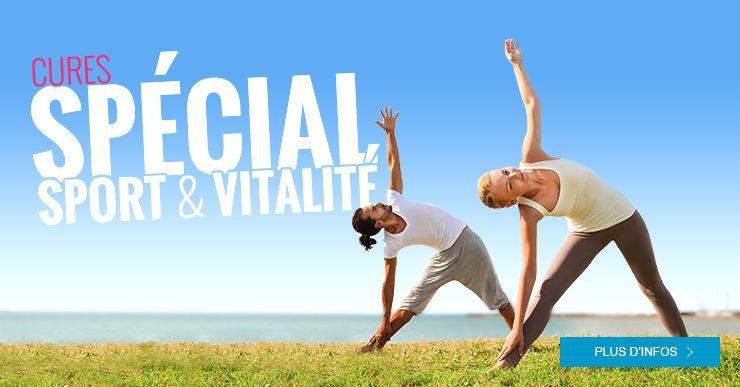 Cure Spécial Sport et Vitalité