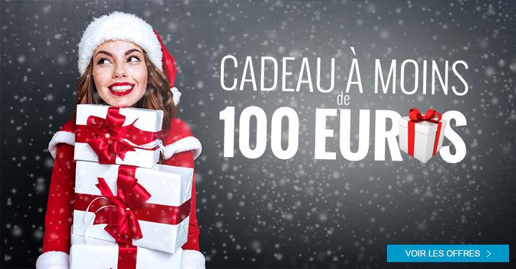Cadeau à mois de 100€