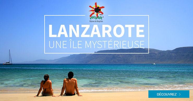 Lanzarote, une île mystérieuse