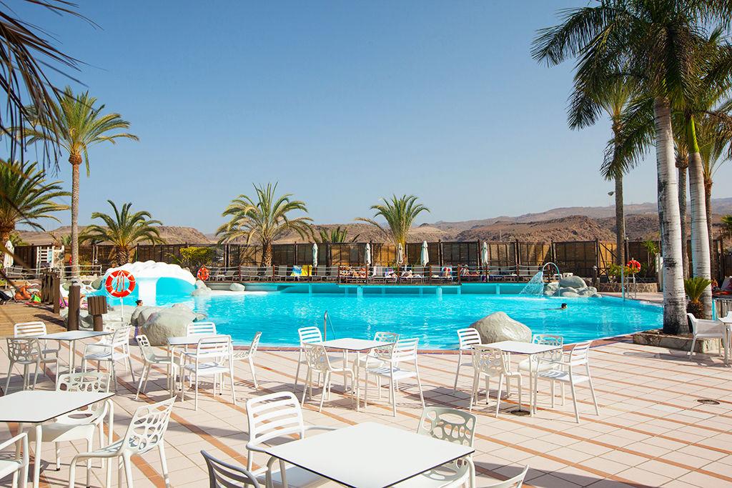Canaries - Grande Canarie - Espagne - Hôtel Abora Continental 3*