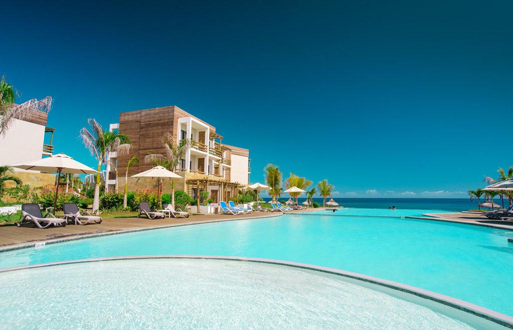 Hôtel ANELIA Beach Resort and Spa 4*, vacances Ile Maurice 1