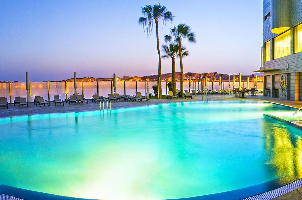 Hôtel arenas del mar 4*