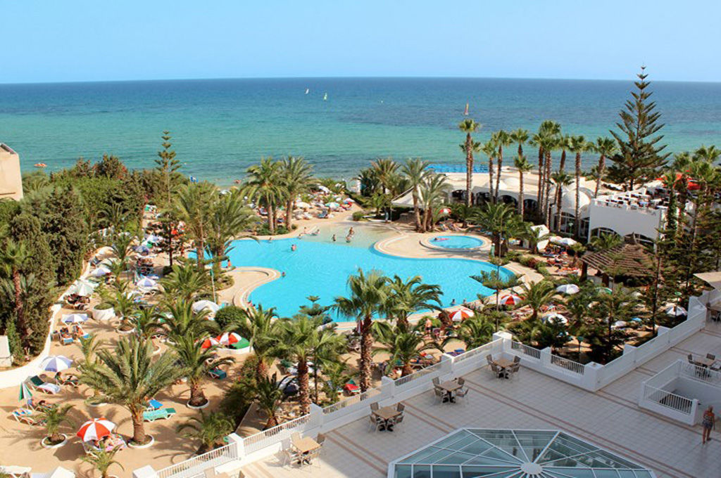 Hôtel Aziza Beach Golf & Spa 4* Adult Only (+ 16), vacances Tunisie Tunis 1
