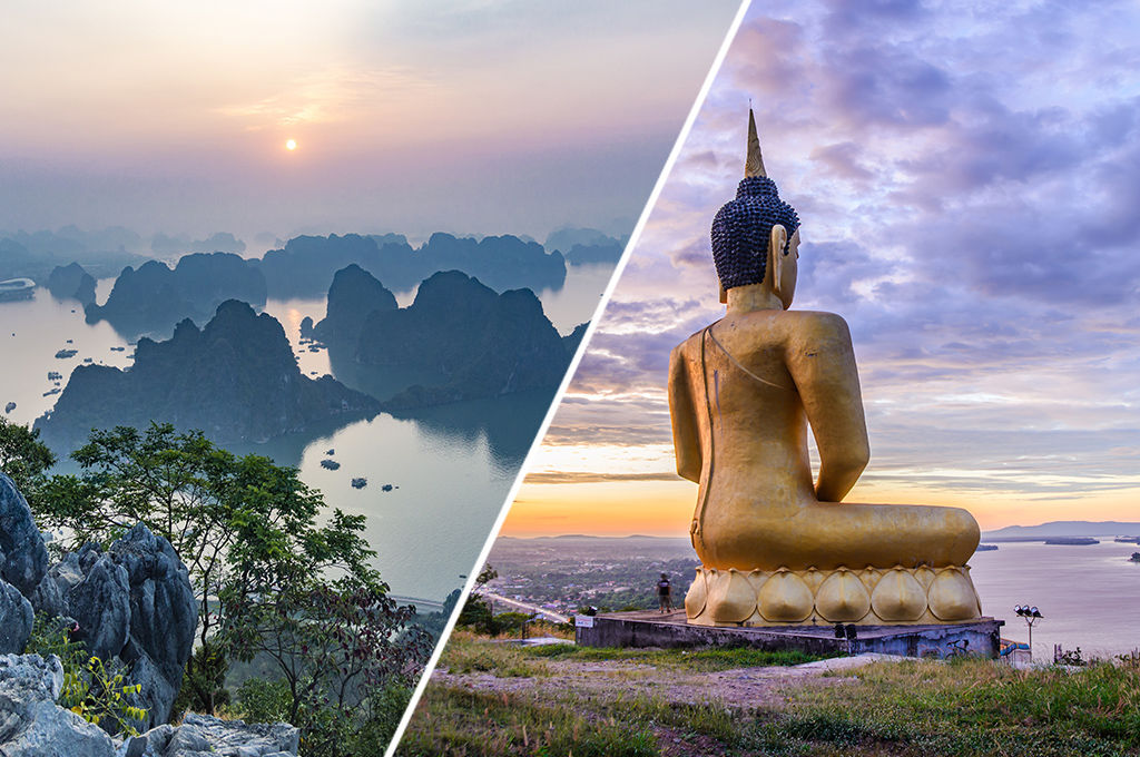 Circuit beauté du nord vietnam et laos 3*/4*/5*