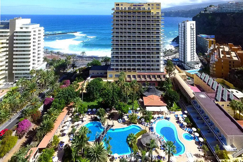 Bahia Principe San Felipe 4*, vacances Canaries Tenerife 1