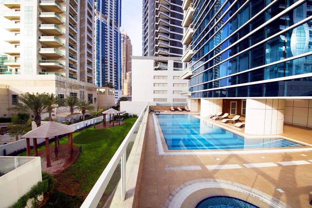 Hôtel Barceló Residences Dubaï Marina 4*, vacances Emirats Arabes Unis Dubaï 1