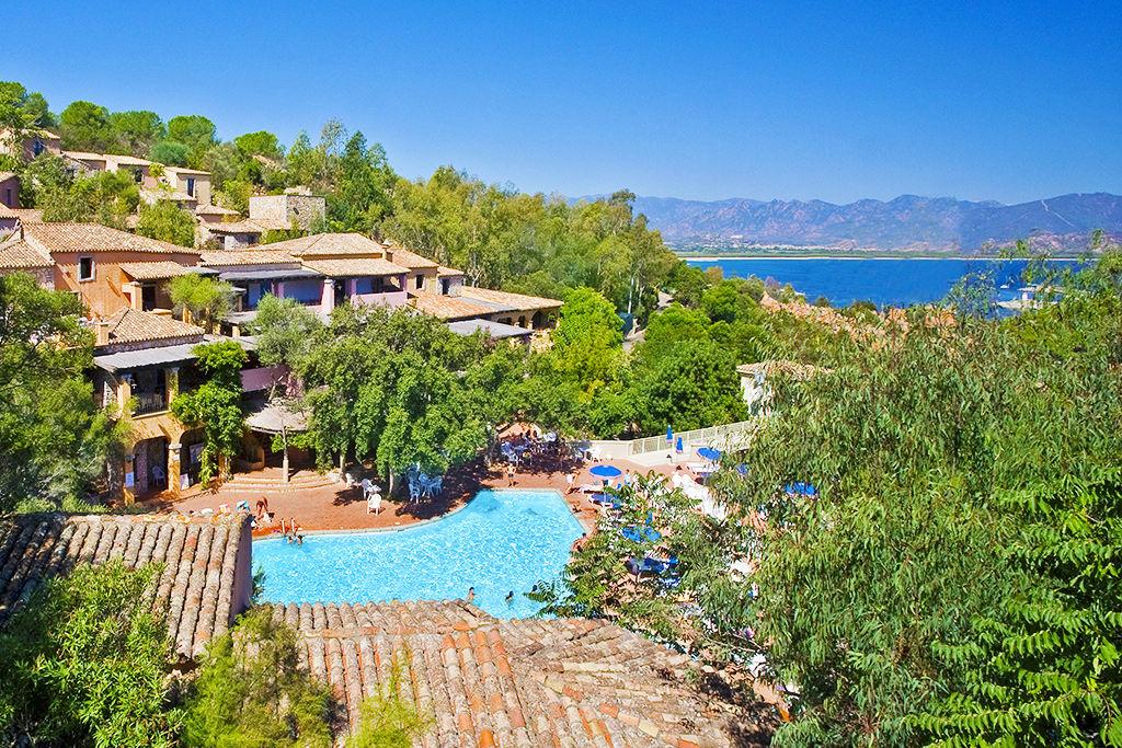 Hôtel Borgo Cala Moresca 4*, vacances Italie Sardaigne 1