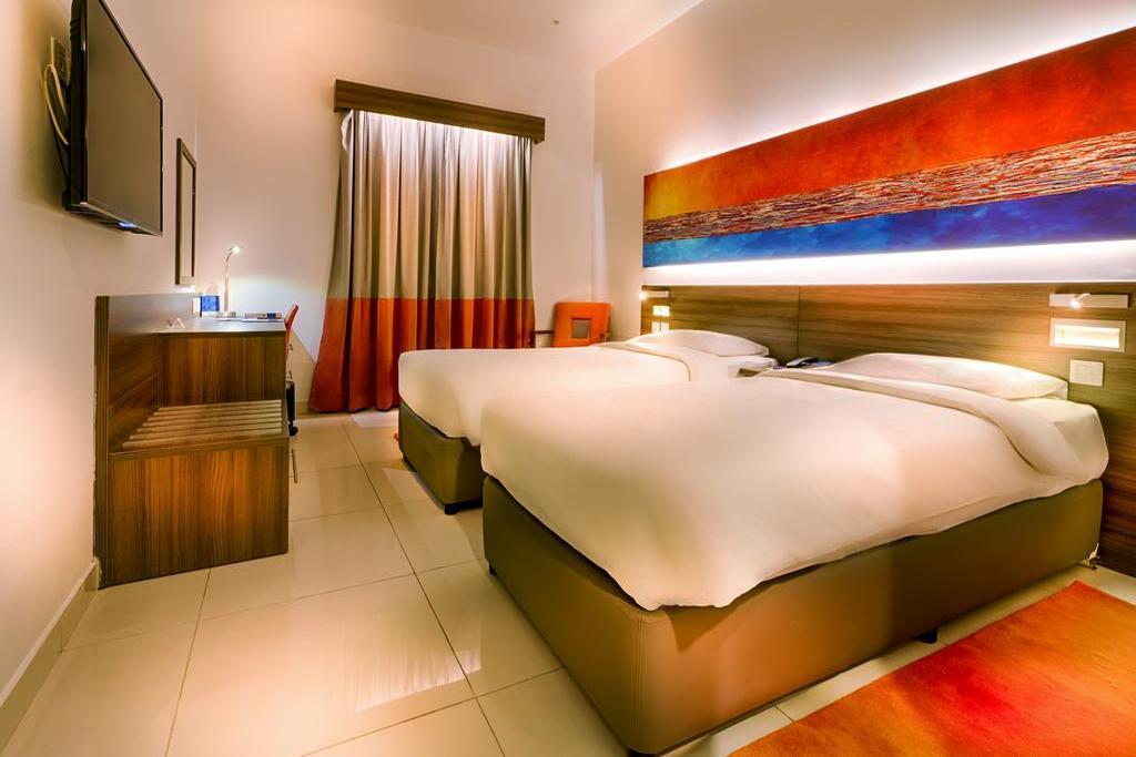 Emirats Arabes Unis - Dubaï - Hôtel Citymax Al Barsha 3*