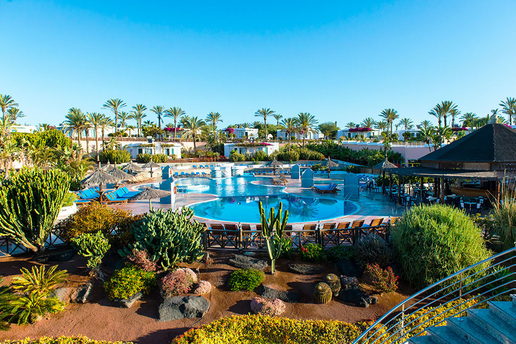 HL Club Playa Blanca 4*, vacances Canaries Lanzarote 1
