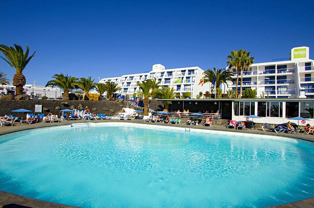 Hôtel Ereza Los Hibiscos 2*, vacances Canaries Lanzarote 1