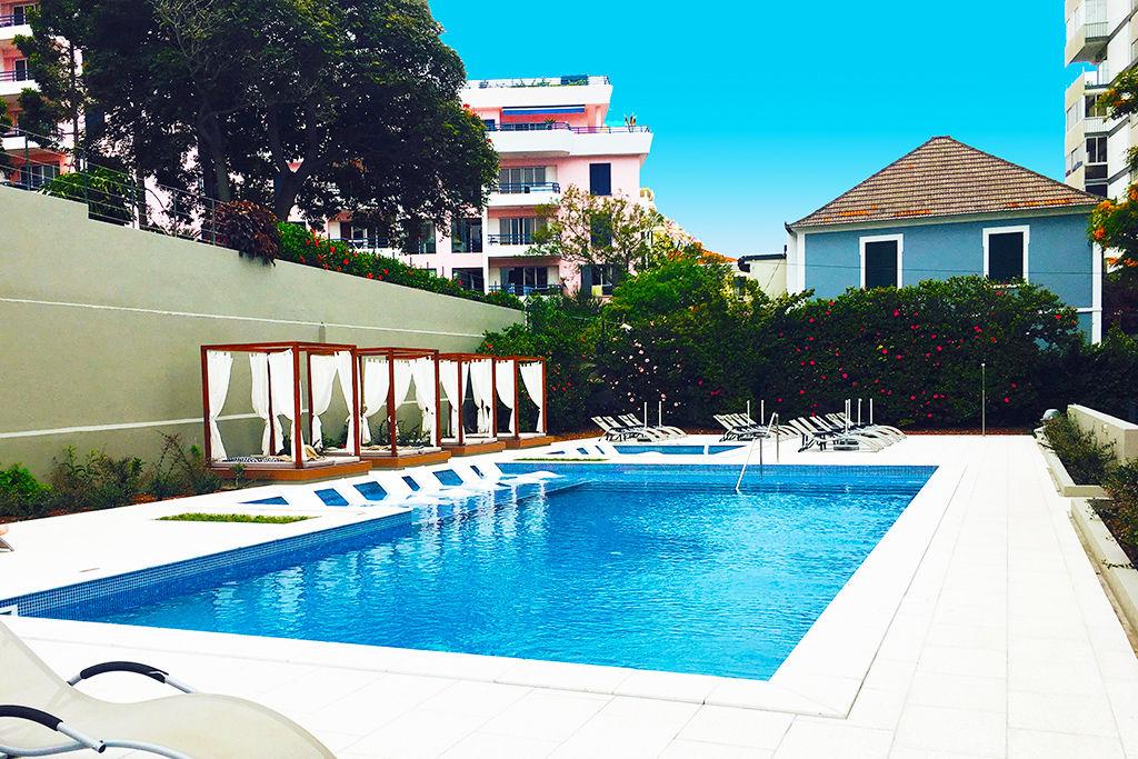 Hôtel Girassol 4*, vacances Madère Funchal 1