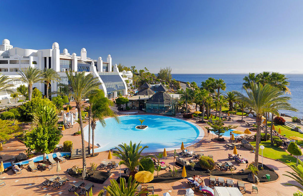 Hôtel H10 Timanfaya Palace 4* - Adult Only, vacances Canaries Lanzarote 1