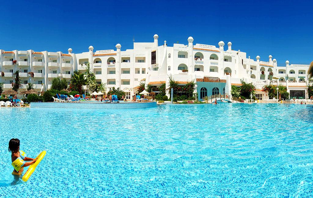 Hôtel Hammamet Garden Resort 4*, vacances Tunisie Hammamet 1