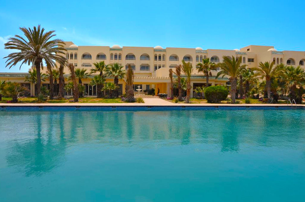 Hôtel Hasdrubal Thalassa & Spa Djerba 5*, vacances Tunisie Djerba 1