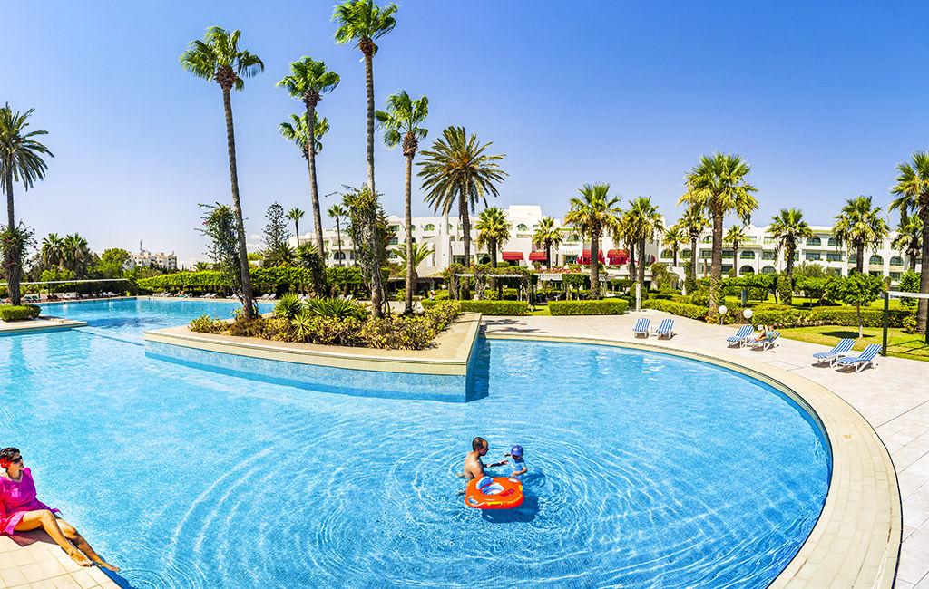Hôtel Hasdrubal Thalassa & Spa Port El Kantaoui 4*, vacances Tunisie Monastir 1