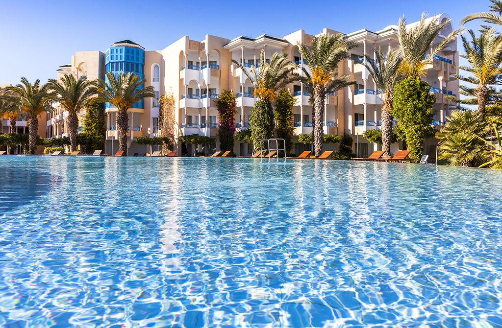 Hôtel Hasdrubal Thalassa Spa Hammamet 5*, vacances Tunisie Hammamet 1