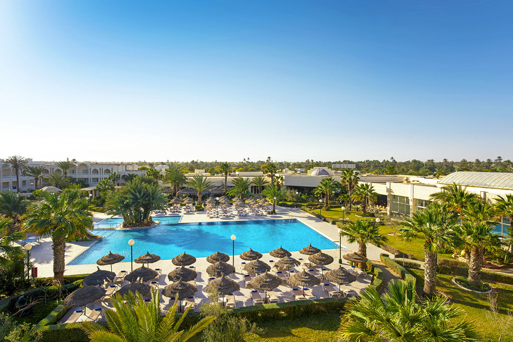 Iberostar Mehari Djerba 4*, vacances Tunisie Djerba 1