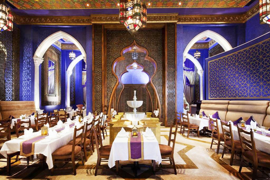 Jumeirah Zabeel Saray 5*, vacances Emirats Arabes Unis Dubaï 1