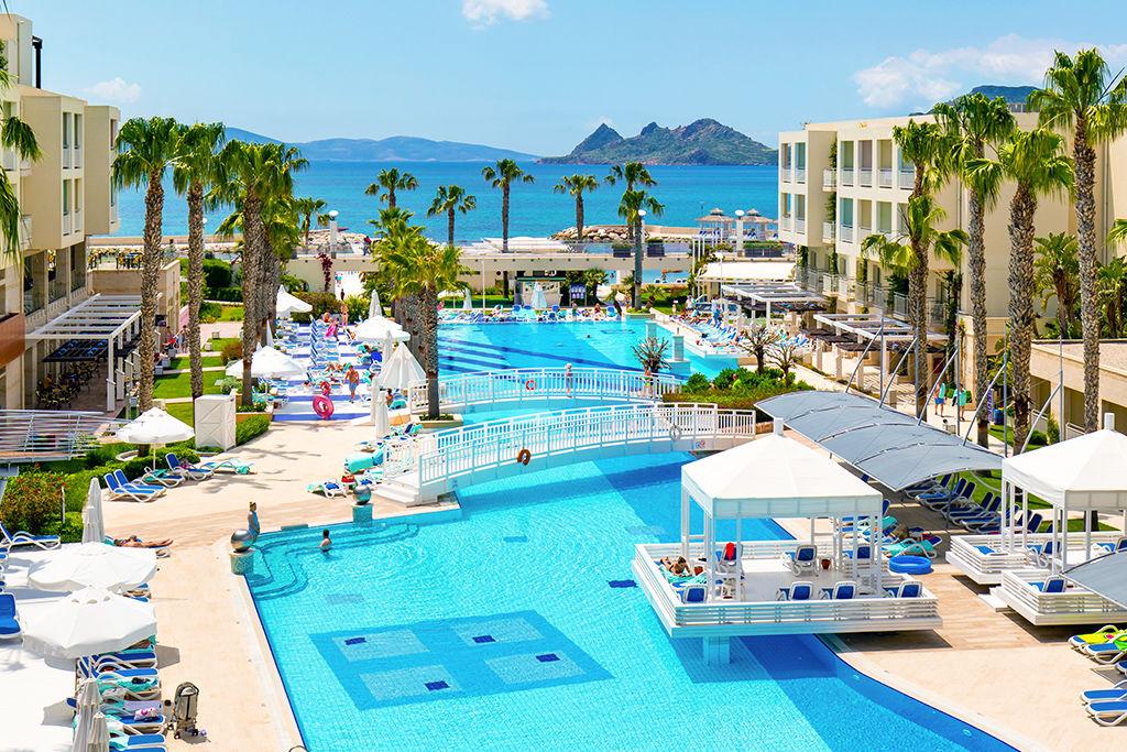 Ôclub Premium La Blanche 5*, vacances Turquie Bodrum 1