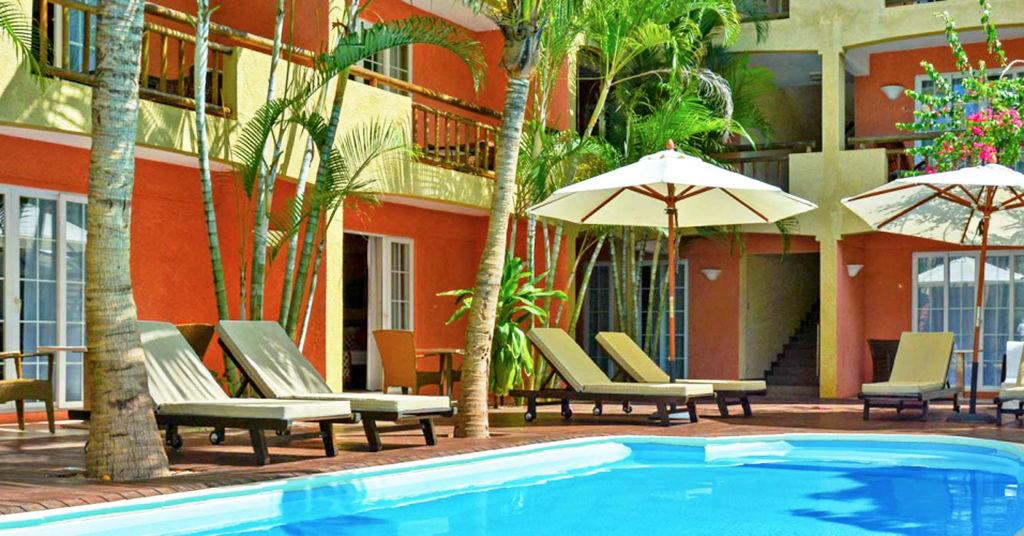 Hôtel La Margarita 2*, vacances Ile Maurice 1