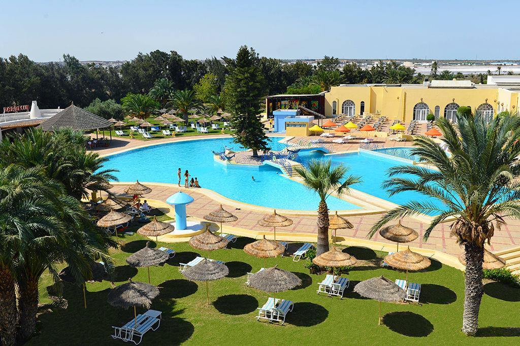 Hôtel Liberty Resort 4*, vacances Tunisie Tunis 1