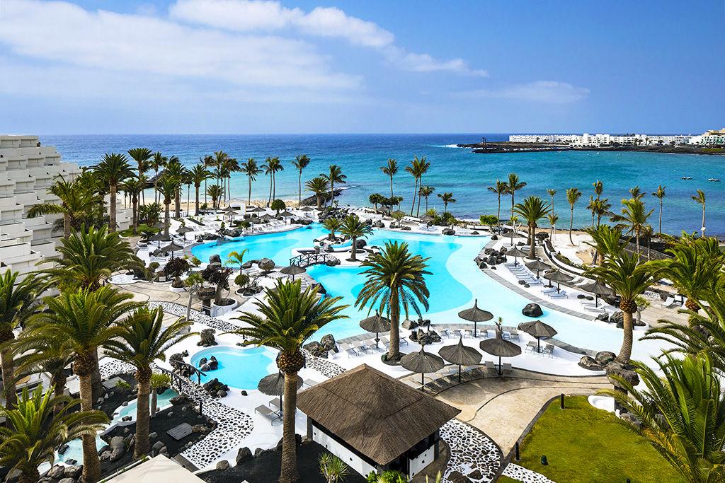 Hôtel Melia Salinas 5*, vacances Canaries Lanzarote 1