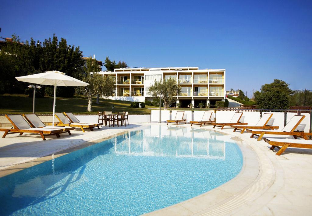 Hôtel Nautica Bay 3*, vacances Grèce Athènes 1