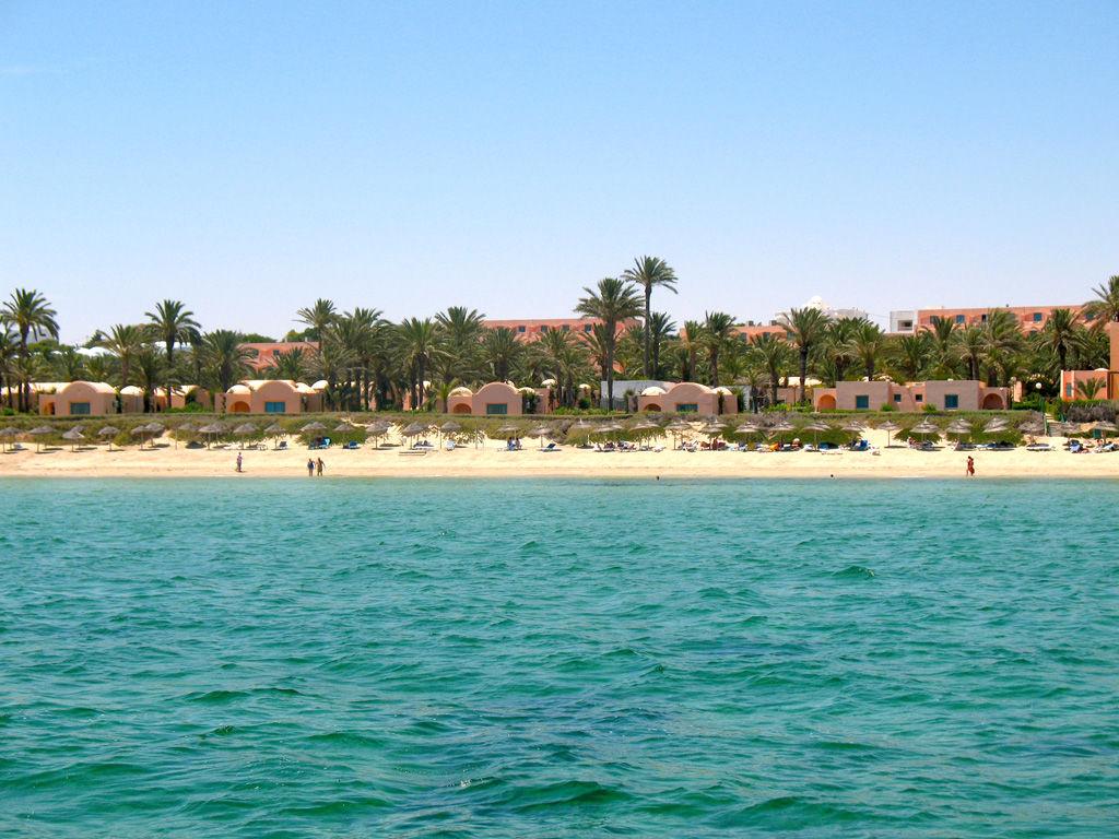 Hôtel Oasis Marine 3*, vacances Tunisie Djerba 1