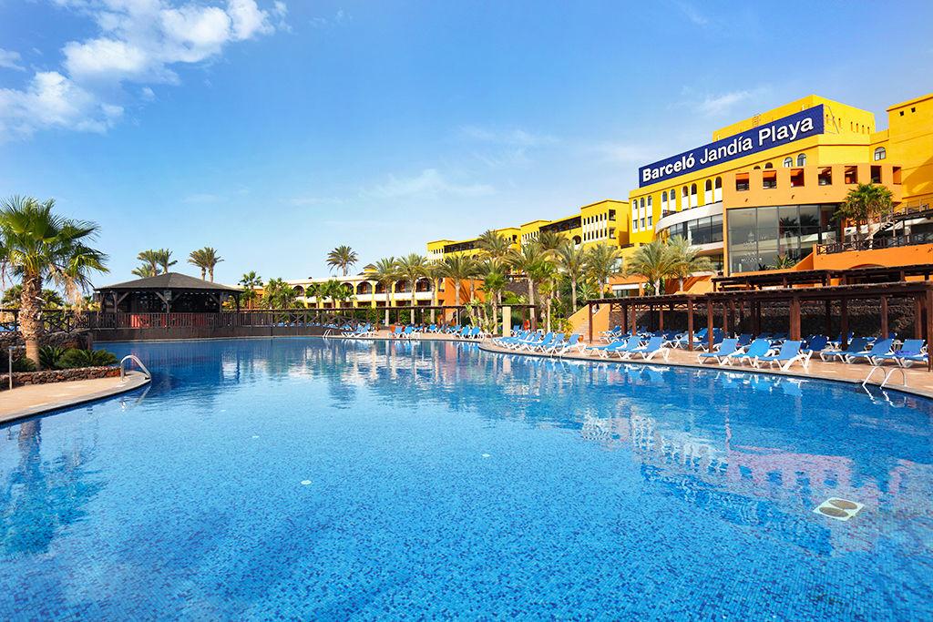 Hôtel Occidental Jandia Playa 4*, vacances Canaries Fuerteventura 1