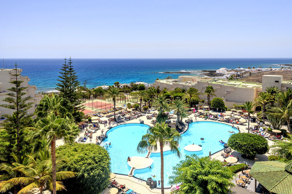 Hôtel occidental lanzarote playa 4*