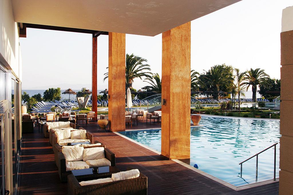 Hotel Oceanis 4*, vacances Grèce Rhodes 1