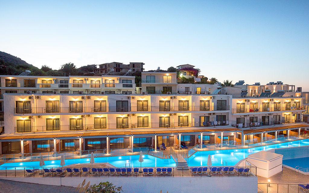 Hôtel Panorama 4*, Heraklion
