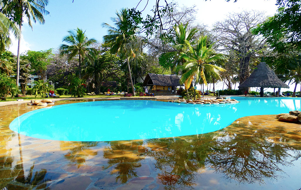 Hôtel Papillon Lagoon Reef + safari, vacances Kenya Mombasa 1