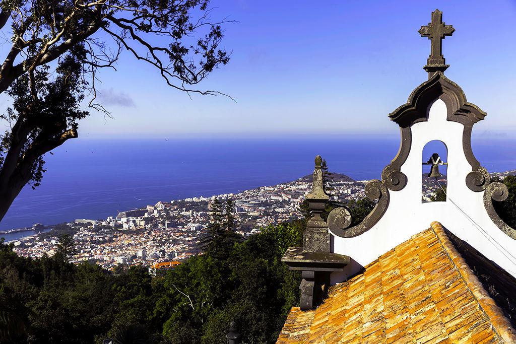 Hôtel Quinta Do Monte 5*, vacances Madère Funchal 1