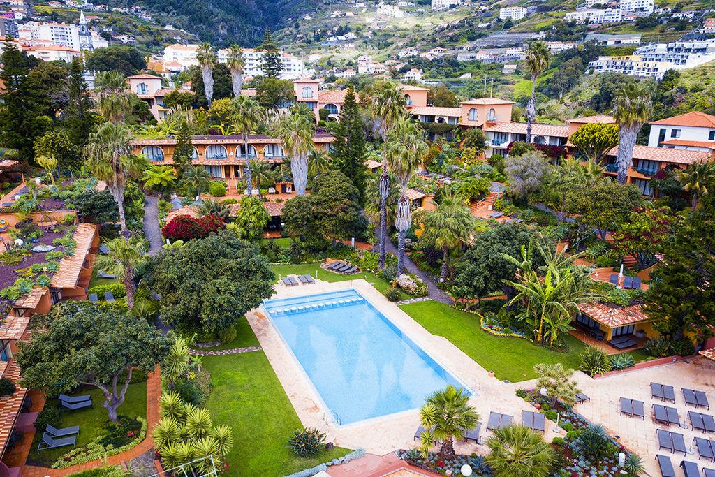 Hôtel Quinta Splendida Wellness & Botanical Garden 4*, vacances Madère Funchal 1