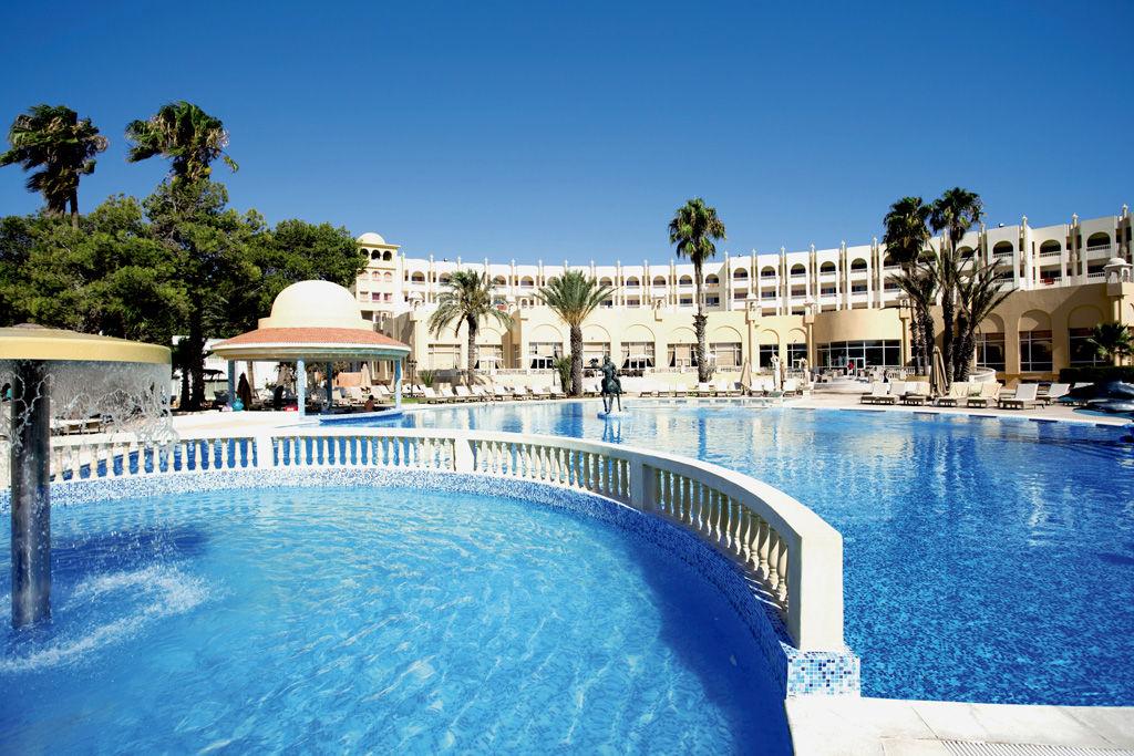 Steigenberger Marhaba Thalasso 5*, vacances Tunisie Hammamet 1