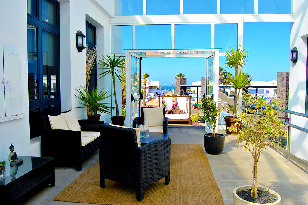 Canaries - Lanzarote - Espagne - Hôtel Vik Coral Beach 3*