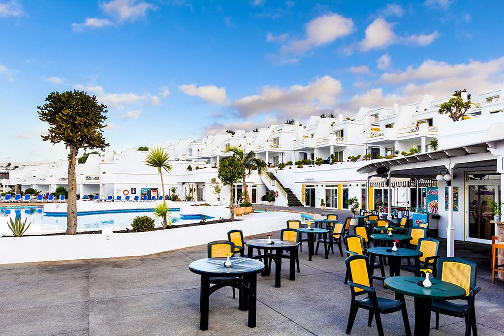 Canaries - Lanzarote - Espagne - Bellevue Aquarius 3*