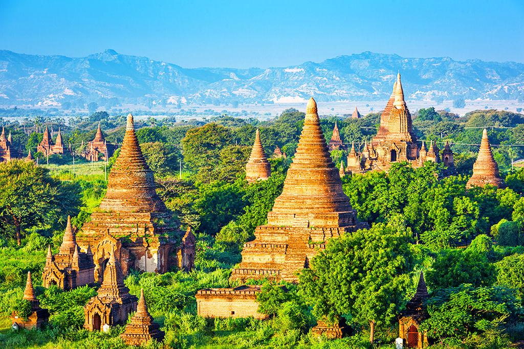 Circuit Découverte de la Birmanie, vacances Birmanie Rangoon 1